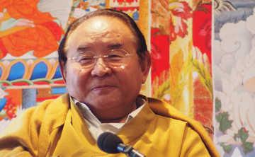 Sogyal Rinpoche Weekend Retreat