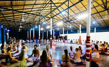 Tantric Lovers - Tantra workshop in Thailand