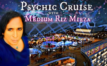 PSYCHIC CRUISE TO MEXICO WITH MEDIUM RIZ MIRZA
