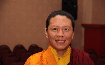 Gesar Lama Empowerment and Pacifying Gesar Empowerment