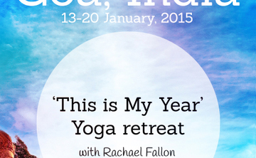 """This is My Year"" Supersoul Yoga Retreat (10% off)"