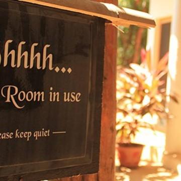 Dark Room Retreat