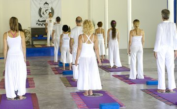 Intensive One month Yoga Retreat