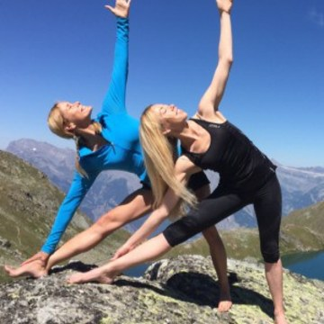 Swiss Alps Hike, Spa & Yoga