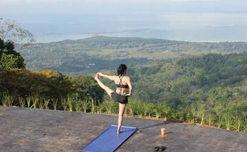 Costa Rica Winter Yoga Retreat
