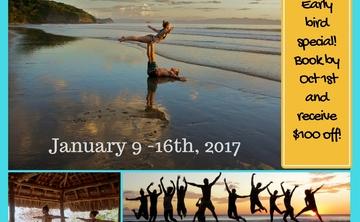 Nicaragua Yoga Retreat