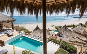 5 days Learn Kiteboarding & Yoga in Peru