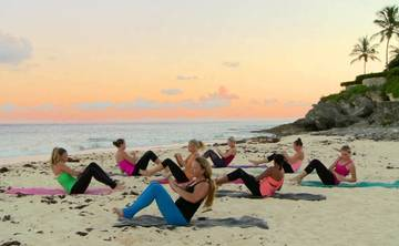 Womens Only Bootcamp Retreat