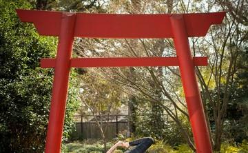 Yoga. Discover. Explore. Giveback