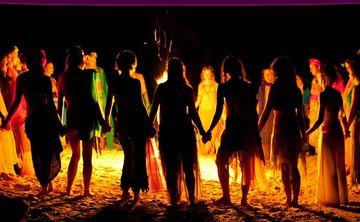 Mystical Dance Workshop - Sacred Feminine in Thailand