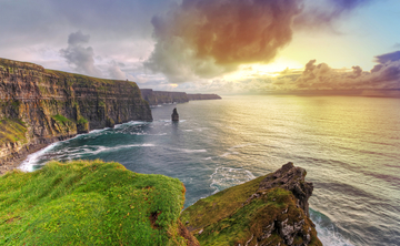 Cliffs of Moher Ireland Yoga Retreat Tour