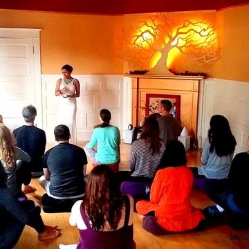 Sacred Garden of Tantra Meditation & Healing Center