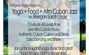 Havana Haven : a Cuban Yoga and Food Experience