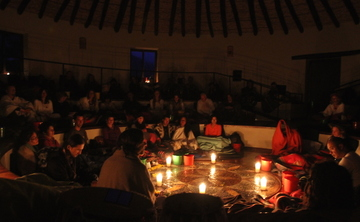 Full Moon Aya Ceremony in the Sacred Valley