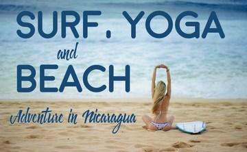 SURF, YOGA & BEACH ADVENTURE: IN POPOYO, NICARAGUA