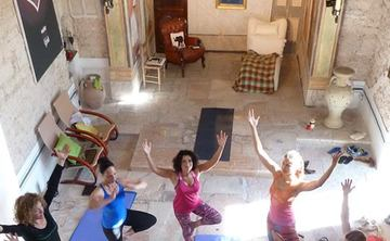 Abundance Yoga Retreat 22nd to 28th September 2016