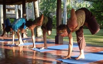 7 Days Yoga Ashram Experience in Gandhi Ashram, Bali