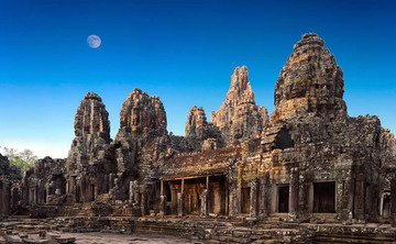 A Spiritual Journey in Cambodia