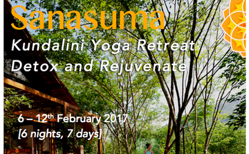 Kundalini Yoga Retreat in Sri Lanka 6 - 12th Feb 2017 - Detox and Rejuvenate