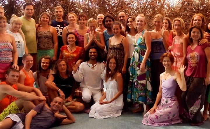 Meditation Teacher Training Certification Course In Rishikesh, India ...