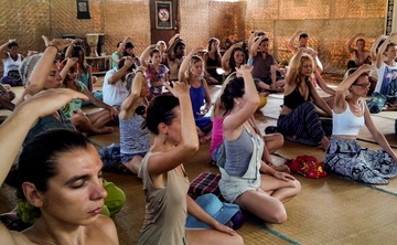 7 Days 50 Hours – Certified Chakra Healing Therapy Teacher Training Course In Rishikesh – India
