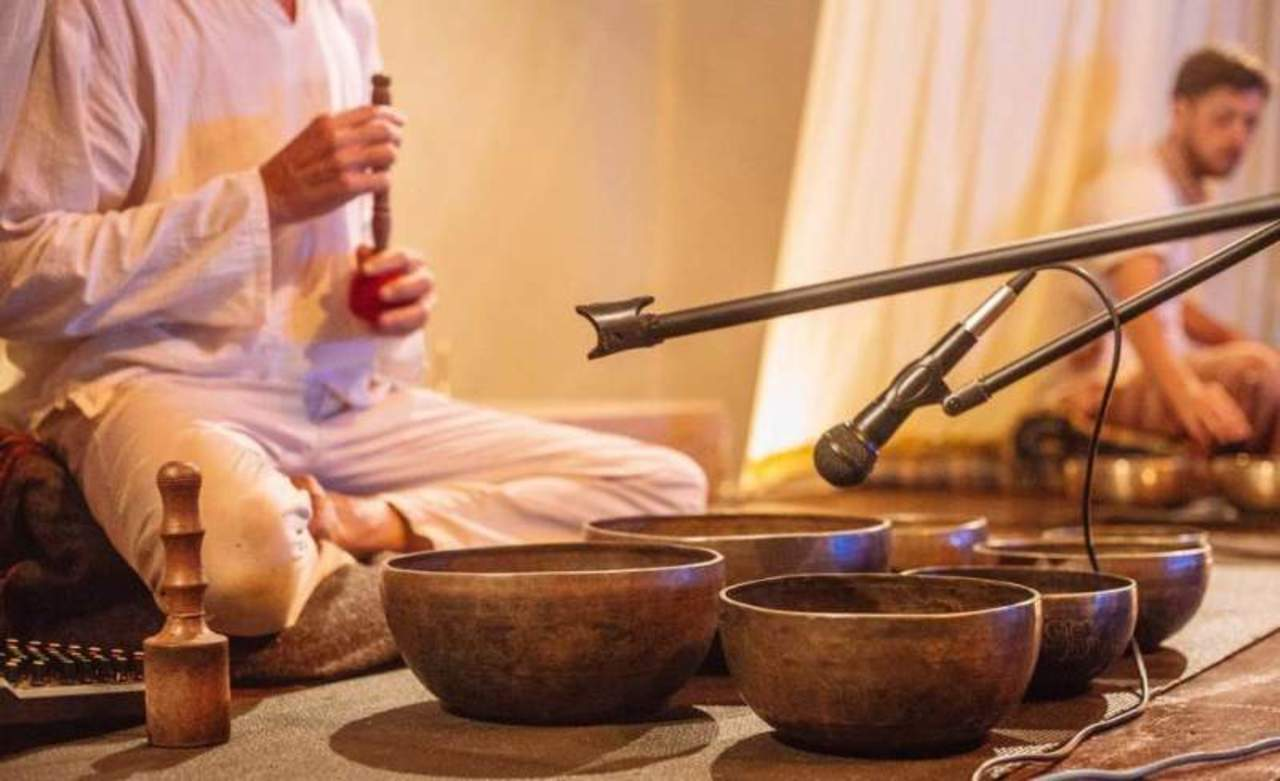 3 Day Tibetan Singing Bowls Sound Healing Teacher