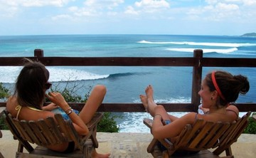 Yoga and Surf Retreat with The Denises