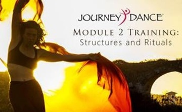 Journey Dance Module II ~ Structures & Rituals With Toni Bergins