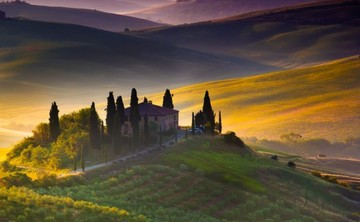 The Joy of Tuscany Yoga Retreat