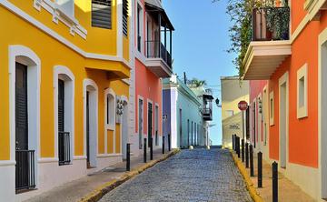 Culture, Yoga, Chill : San Juan, Puerto Rico