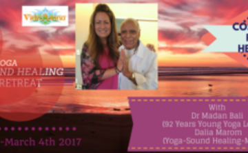 New Moon Awakening: Yoga & Sound Healing Retreat