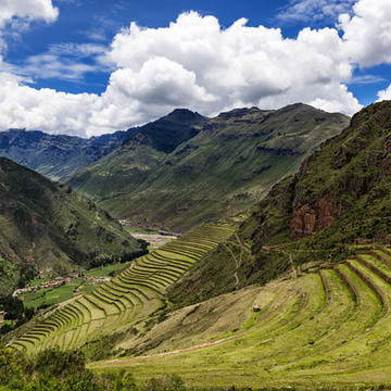 Sacred Land of the Incas Tour