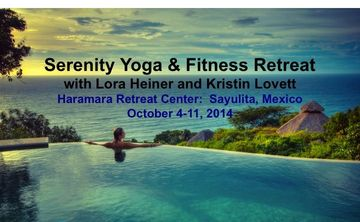 Serenity Yoga & Fitness Retreat, Haramara, Mexico