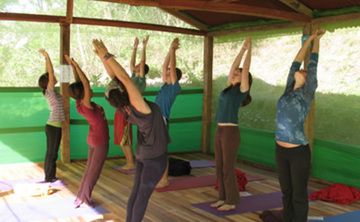 5 Days Relaxing Yoga Retreat in Limatambo, Peru