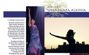 YogaDanza Alkimia Workshop