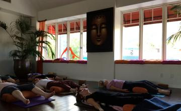 Yoga Nidra at Yoga Madre