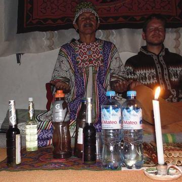Tanis Ayahuasca retreat Peru