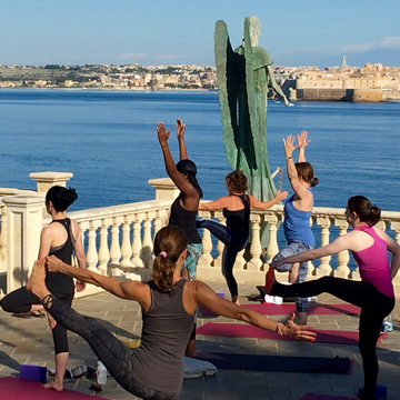 5* Luxury Yoga Retreat Italy: 6-13 October 2019