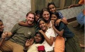 Kunga Journeys Yoga & Service Retreat to Home of Hope India – December 2014