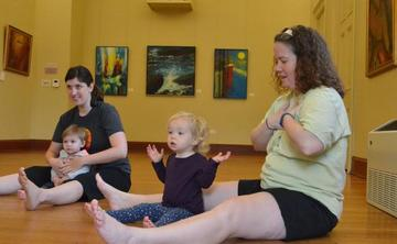 Summer Early Childhood Yoga Sessions Begin