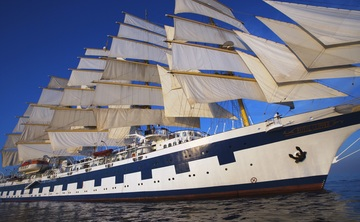 Star Clipper Yoga and Wellbeing Sailing Cruise
