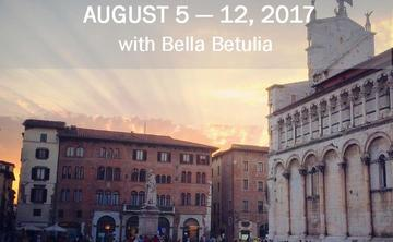 2017 Ultimate Yoga Holiday in Tuscany with Bella Betulia
