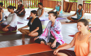 2oo Hour Yoga Teacher Training In The Nature Of India