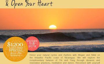 Yoga & Wellness Retreat in Nicaragua