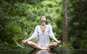 Yin Yoga and Reiki By Candlelight - An Evening Summer Solstice Practice with Cheryl