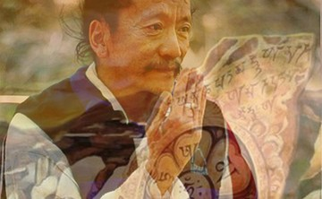 Colorado teachings with Lama Dawa