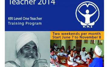 Kundalini Teacher Training
