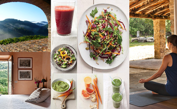 Tuscany Detox & Yoga Retreat (10% off)