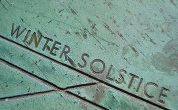 Winter Solstice Drum Circle