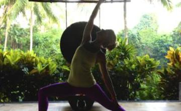 Explore Reconnective Healing through Yoga workshop